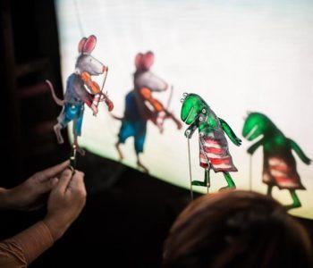 Żabka - spektakl w Teatrze Animacji