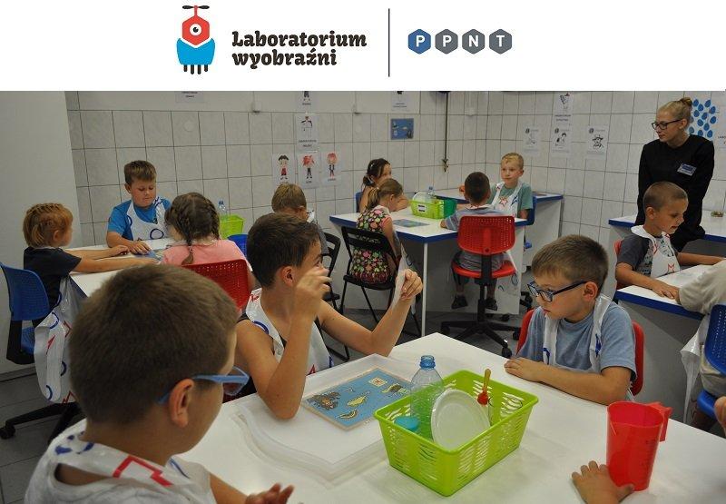 Poszukiwacze skarbów buszują w Laboratorium Wyobraźni