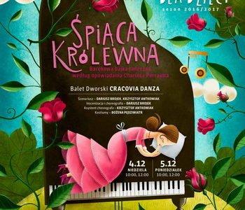 Śpiąca Królewna w Filharmonii Krakowskiej
