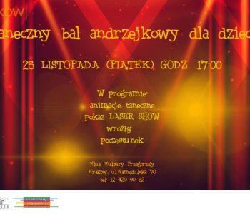 Bal Andrzejkowy w Klubie Kultury Przegorzały