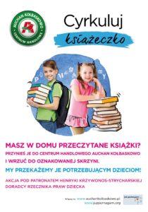 ogólnopolska zbiórka książek dla dzieci