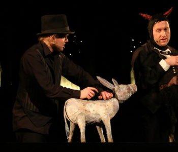 teatr arlekin łódź pastorałka dla woła i osła