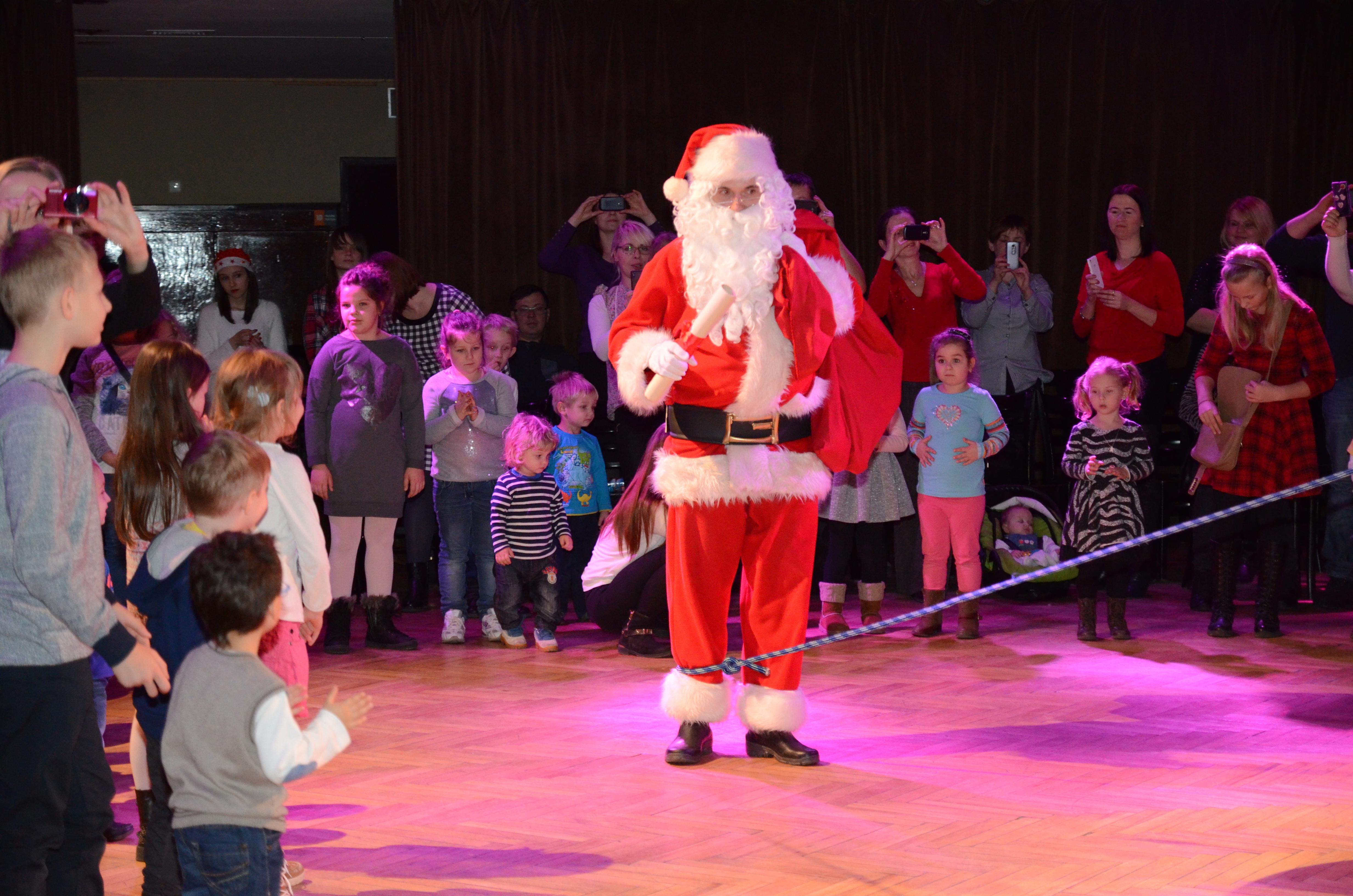 Mikołaj w Wadowicach