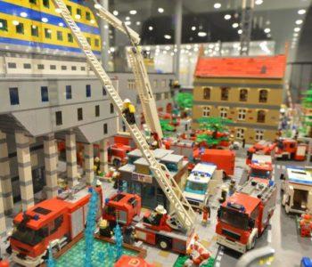 Wystawa Lego Gliwice makieta