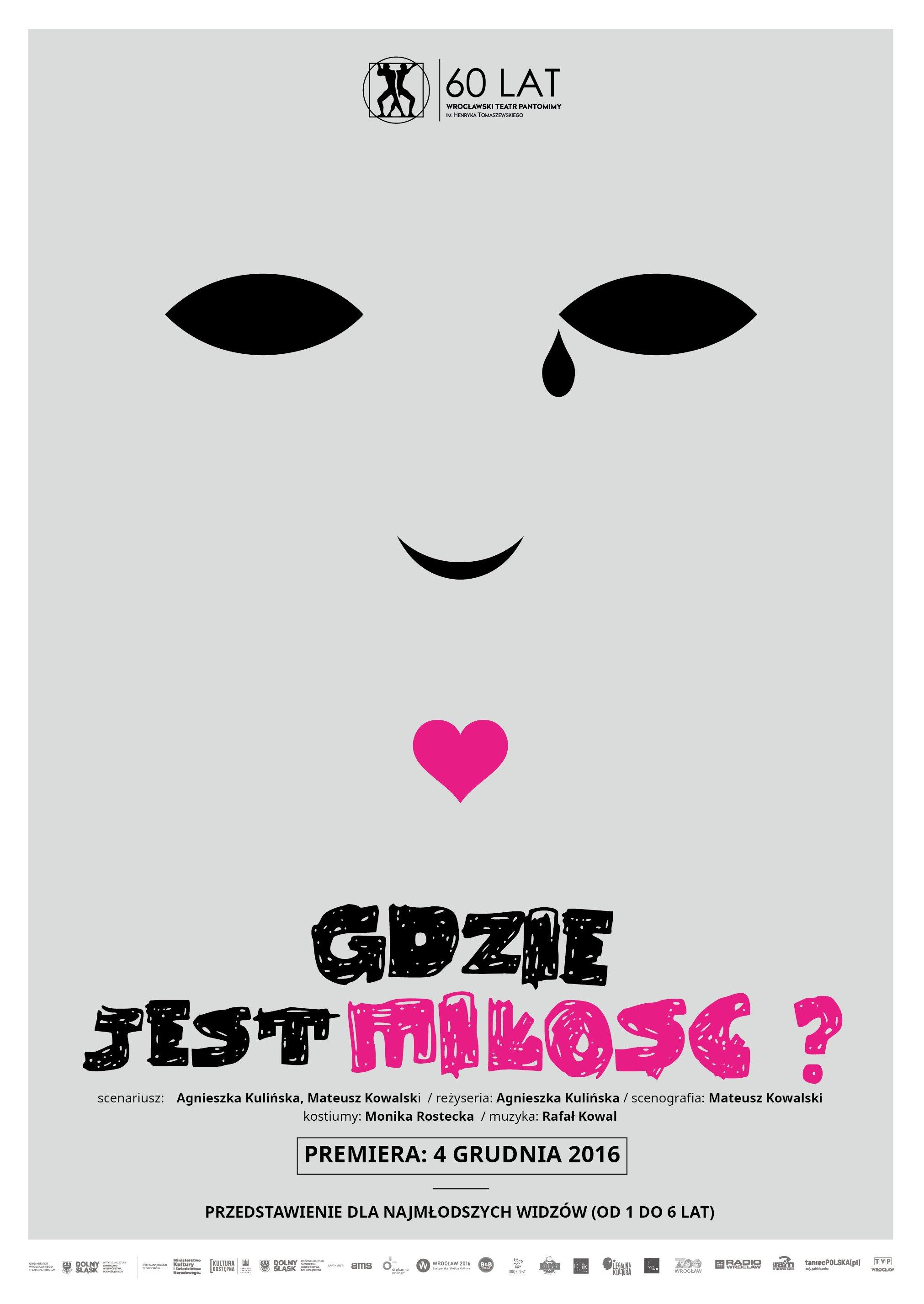 Gdzie jest miłość Wrocław