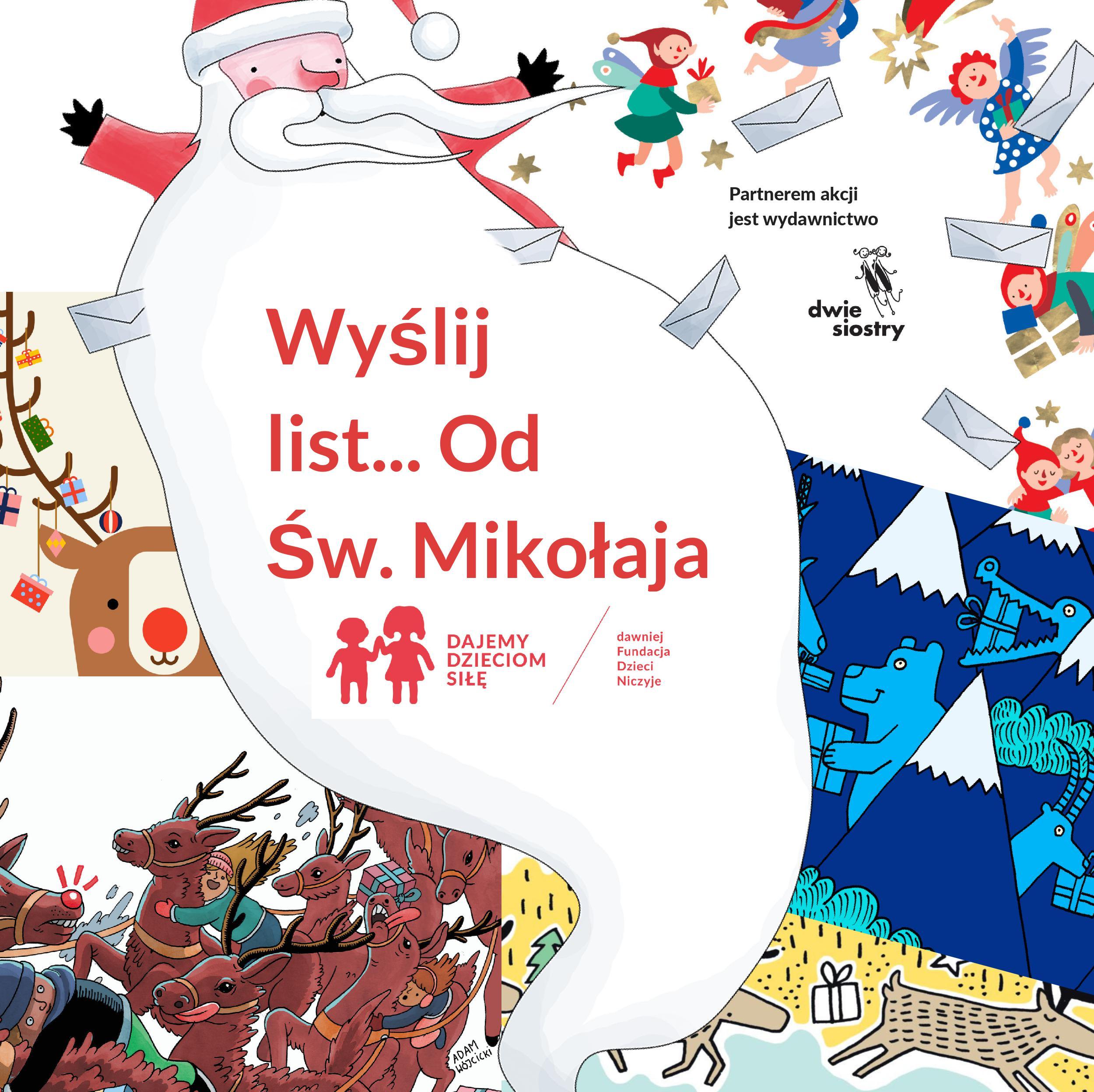 grafiki_ilustratorzy_wyslij-list_od-sw-mikolaja_kolaz