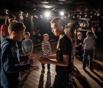Nikt Nic Nie Wie – spektakl dla dzieci w Klubie Komediowym