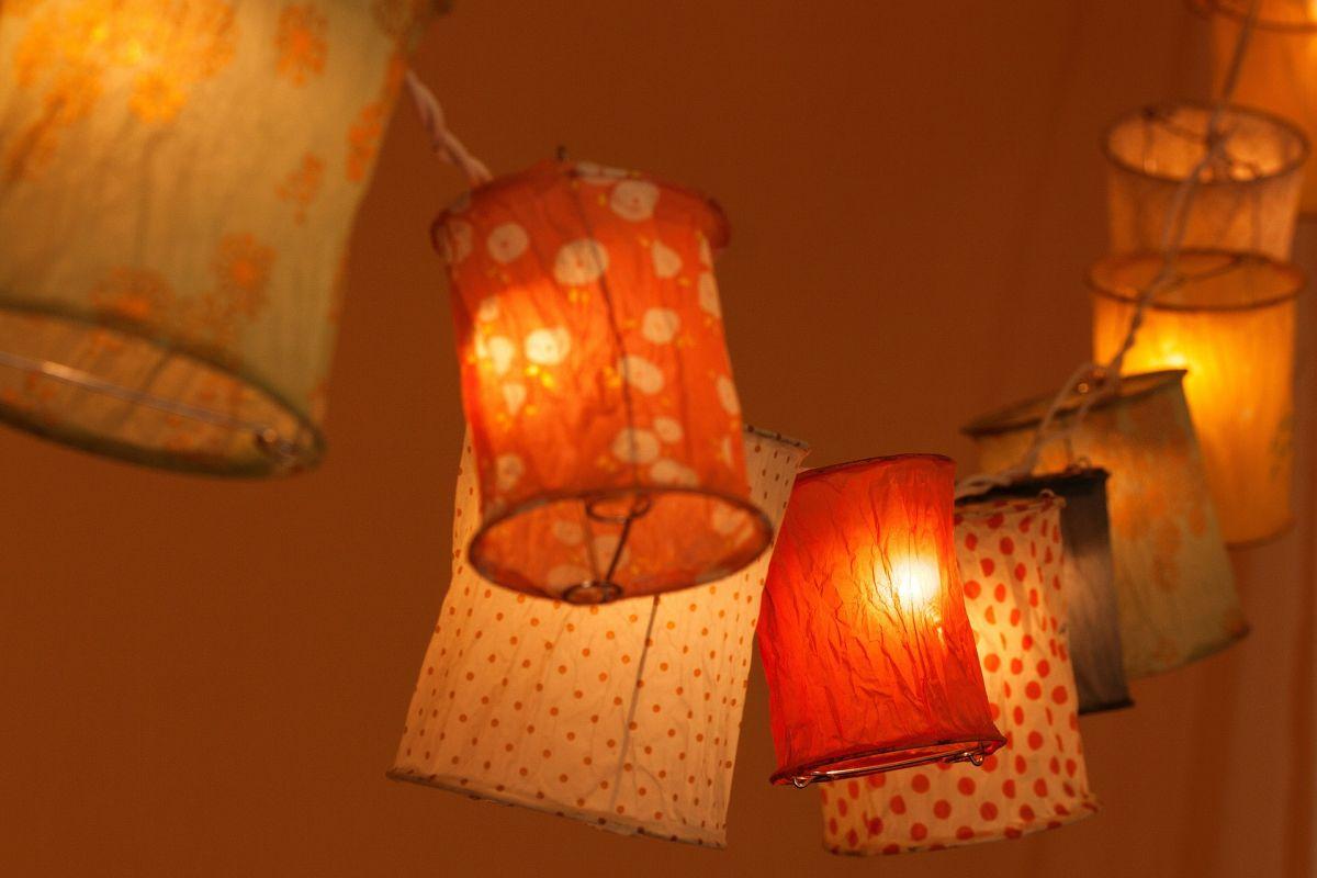 Lampiony warsztaty dla dzieci