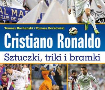 Ronaldo sztuczki i triki recenzja książki