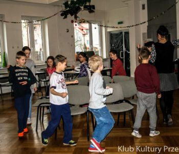 Warsztaty dla dzieci w Klubie Kultury Przegorzały w przerwie świątecznej 27-29 grudnia