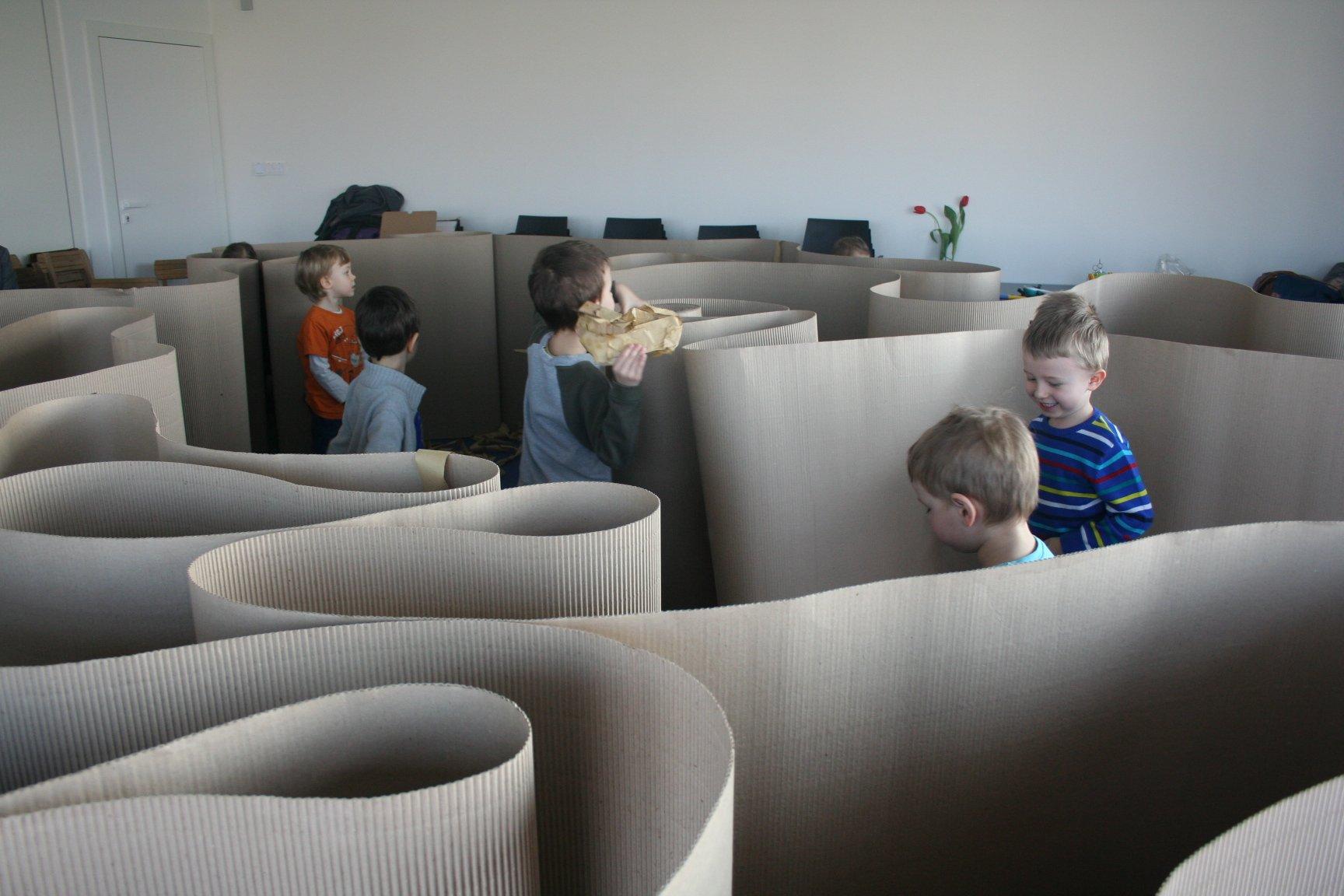 Grudniowe warsztaty dla dzieci w Cricotece