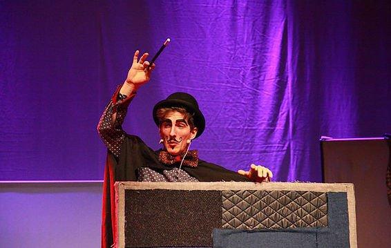 Zaczarowany kufer Teatr Żelazny katowice