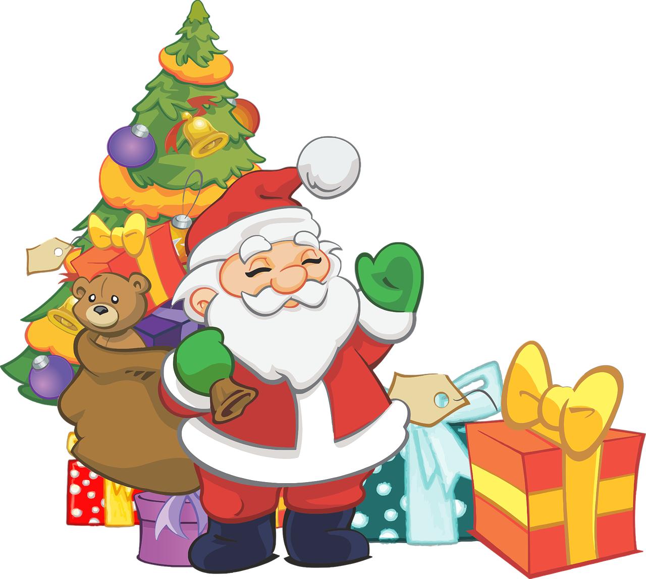 Mikołaj święta bajka dla dzieci do słuchania