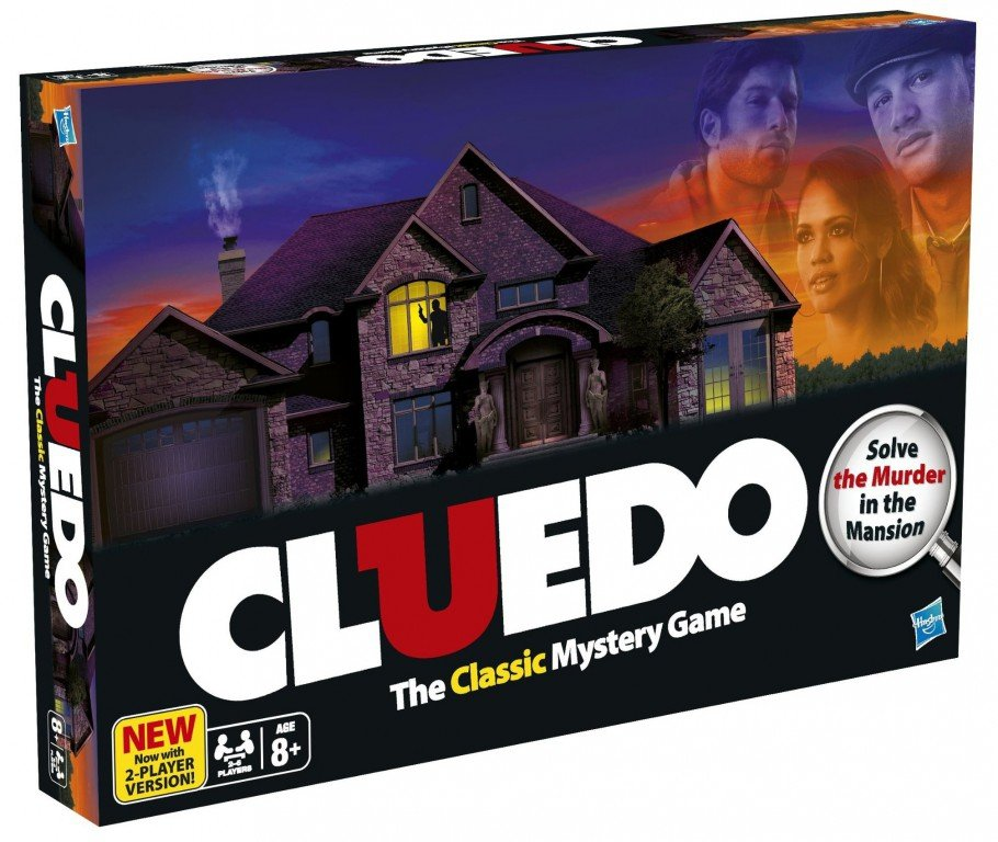 cluedo-gra planszowe dla dzieci