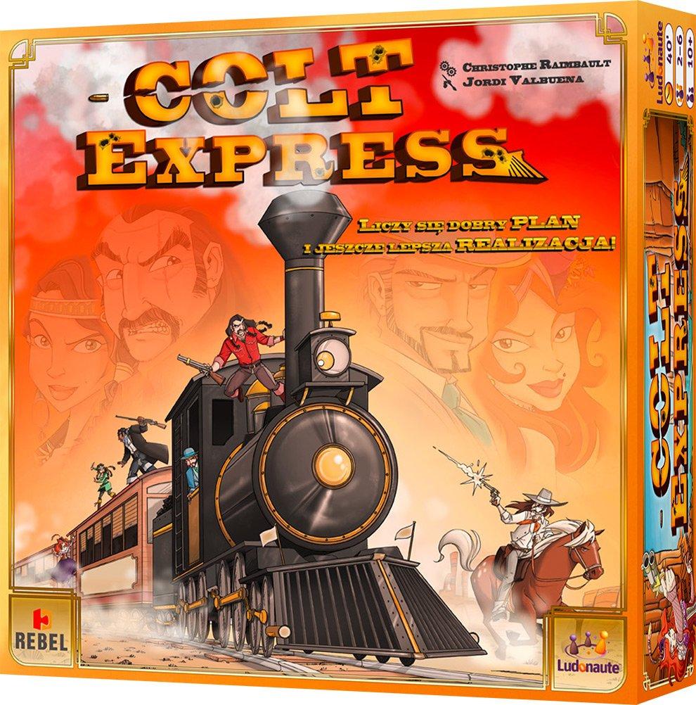 Colt Express najlepsze gry dla dzieci