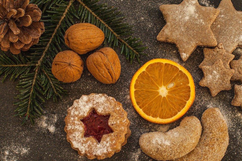 święta boże narodzenie ciastka kuchnia słodycze