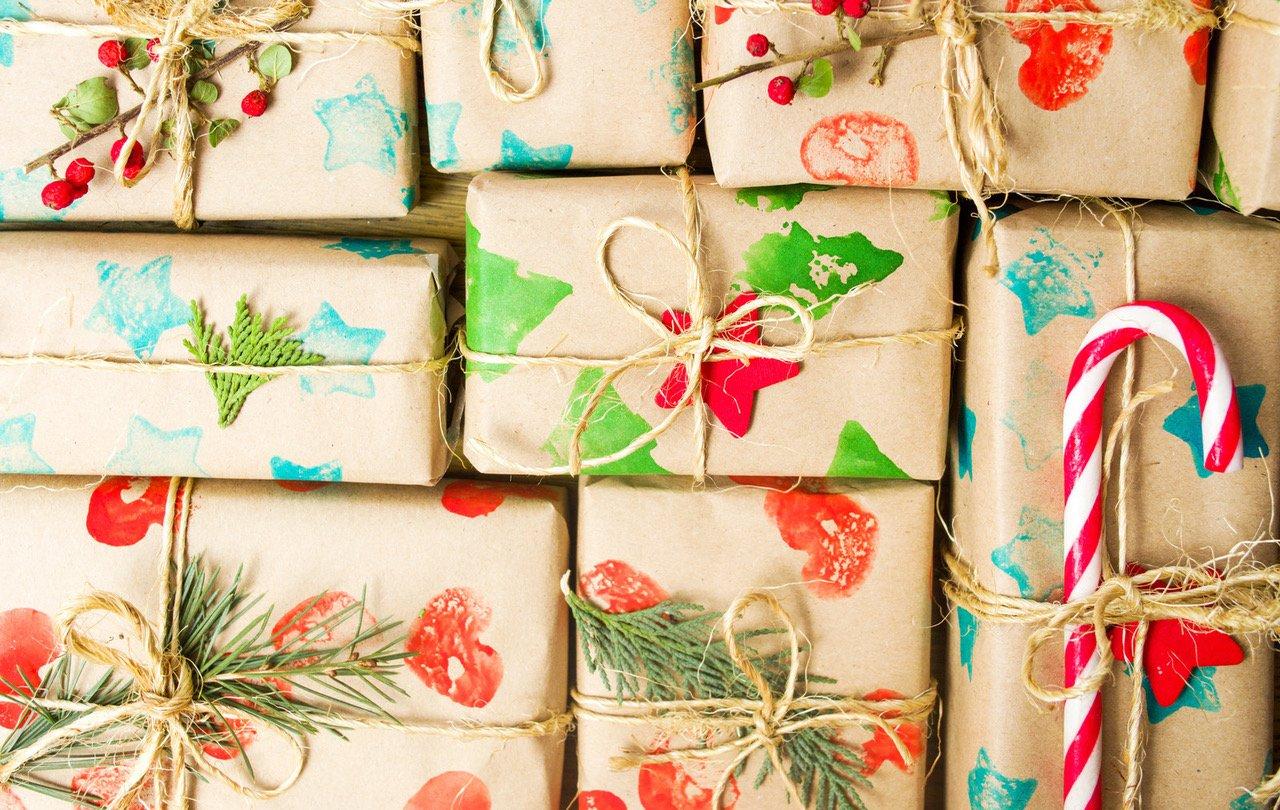 Jak pakować prezenty świąteczne z dziećmi diy dla dzieci
