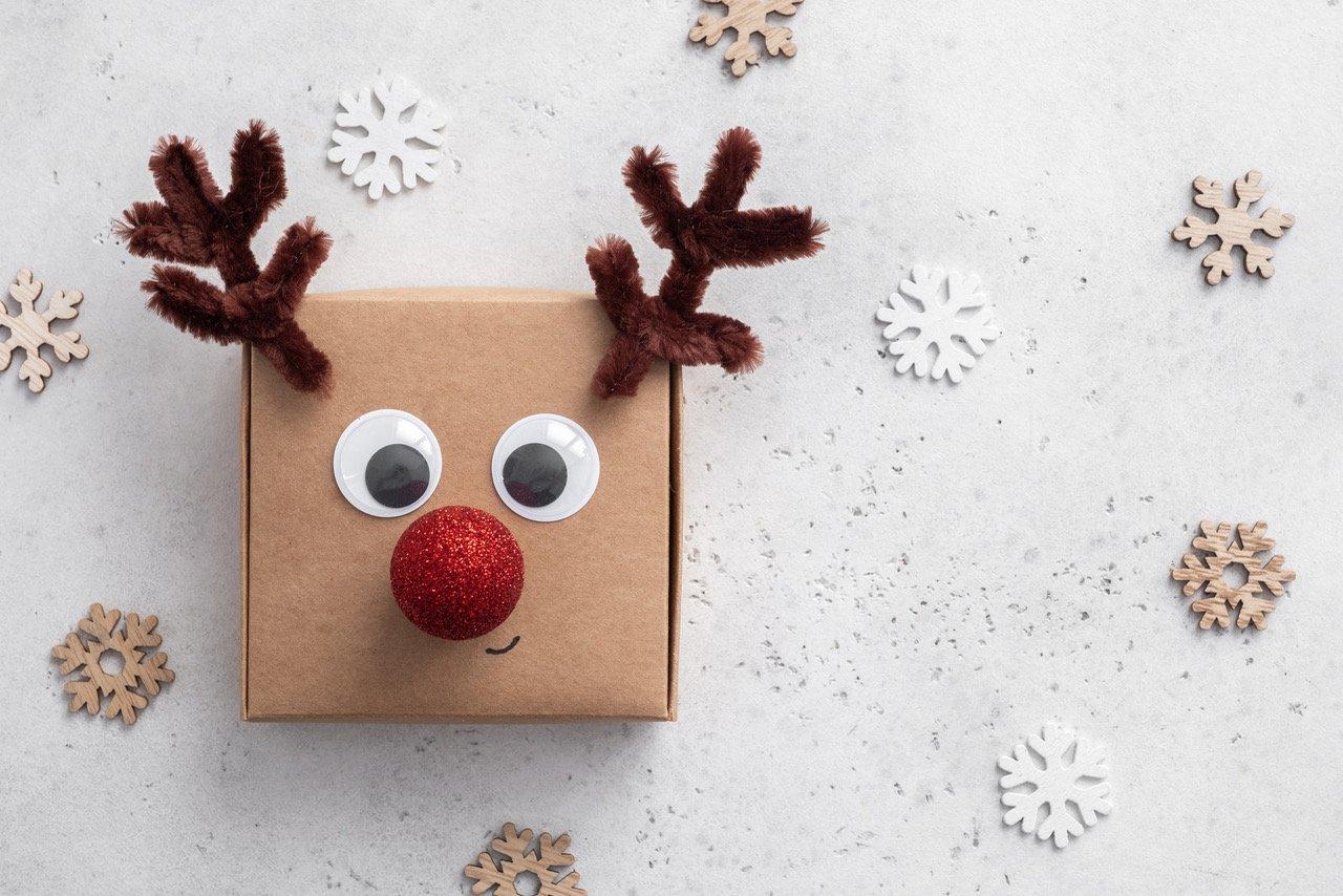 Jak pakować prezenty z dziećmi. Świąteczne diy dla dzieci