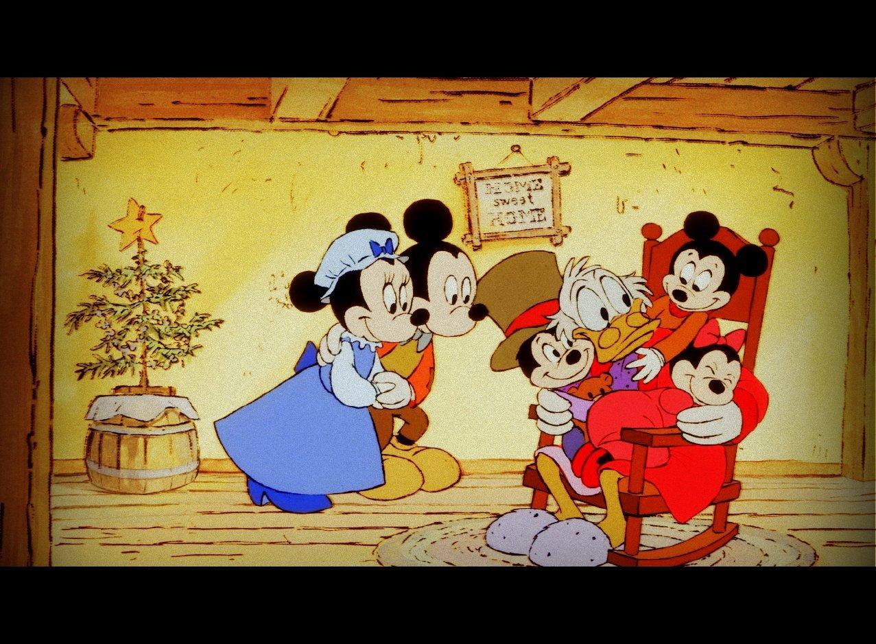 Opowieść wigilijna Miki