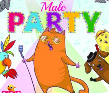 Muzyczne party płyta dla dzieci