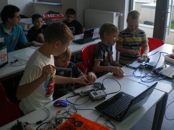 Weekendowe warsztaty robotyki