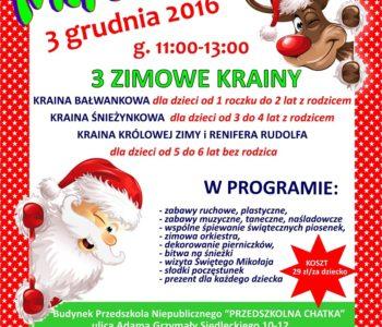Mikołajki dla dzieci w Bydgoszczy