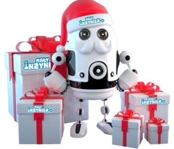 warsztaty świąteczne mały inżynier