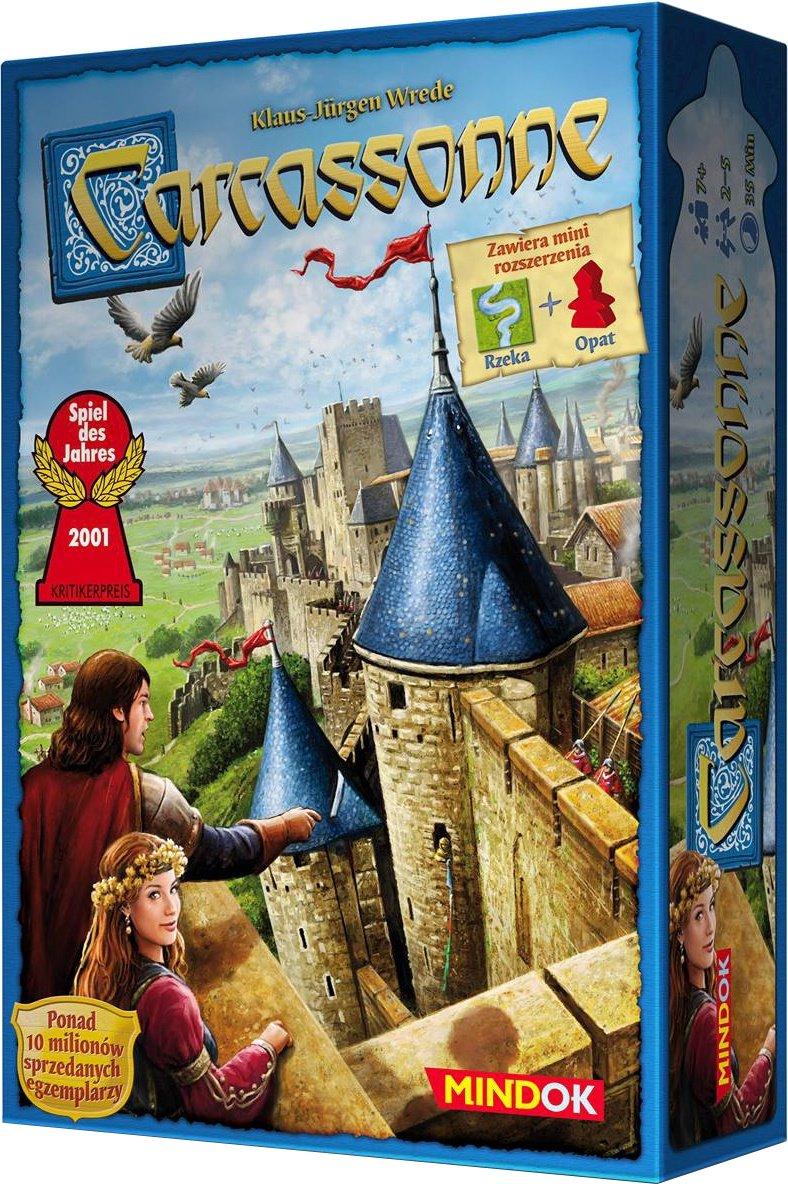 Carcassonne gry dla nastolatka