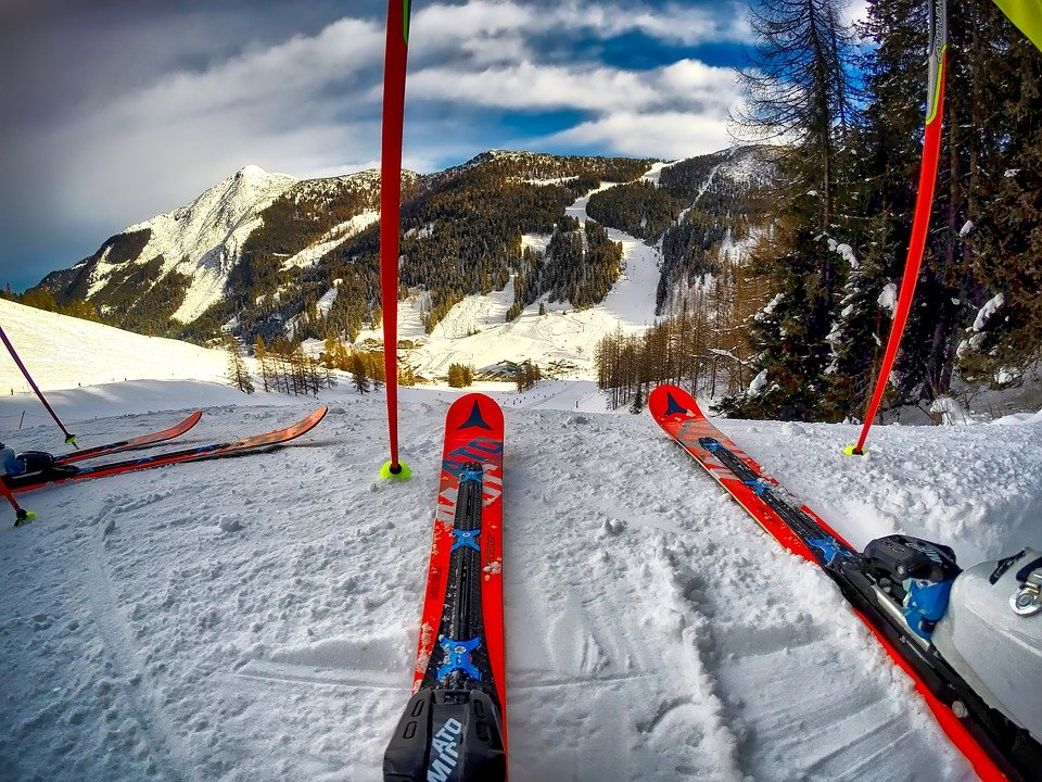 trening dla mam przed nartami