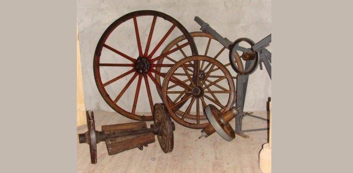 Pokaz pracy kołodzieja