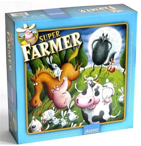 Super farmer gra planszowa