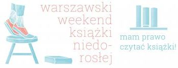 warszawski weekend książki niepoważnej