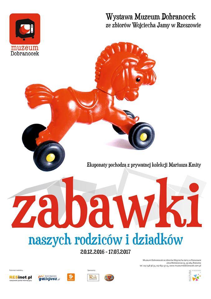wystawa zabawek Rzeszów