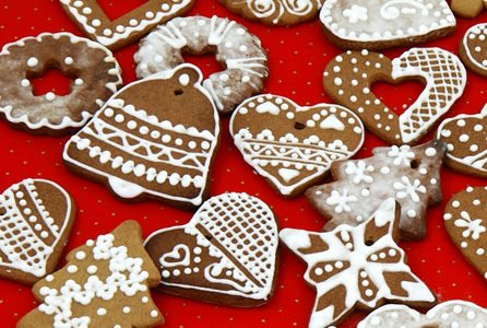 Pierniki świąteczne