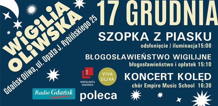 2016_wo_2 2016_wo_2 wigilia oliwska i szopka z pisaku