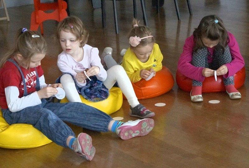 Kosze edukacyjne w Centrum Sztuki Współczesnej w Toruniu