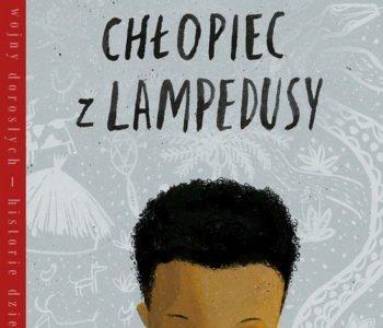 Chlopiez z Lampedusy wydawnictwo literatura