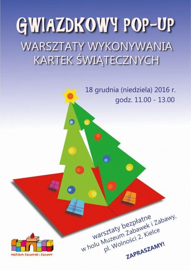 warsztaty świąteczn Kielce