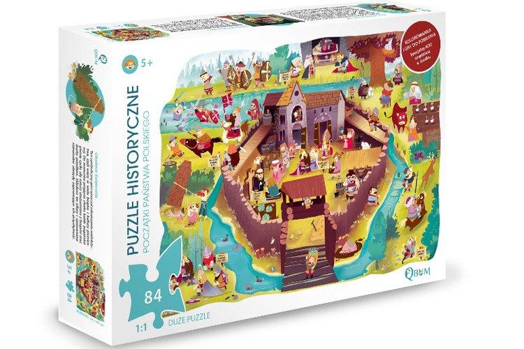 Wygraj puzzle historyczne konkurs