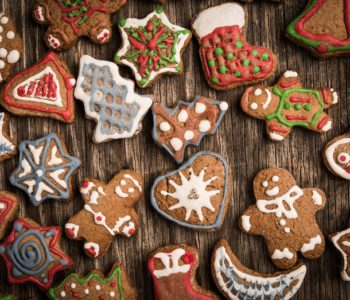 targowisko świąteczne