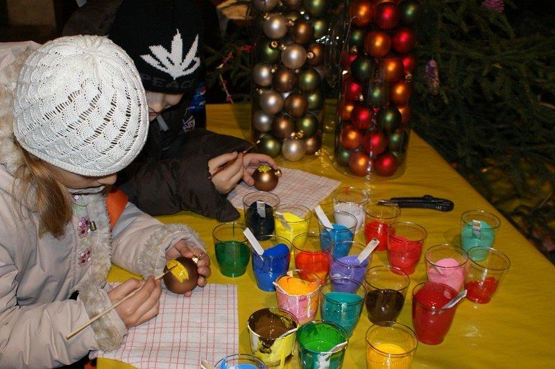 jarmark świąteczny w Szreniawie