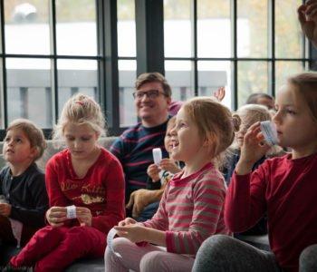 zimowe poranki w świetlicy teatru nowego dla dzieci warszawa