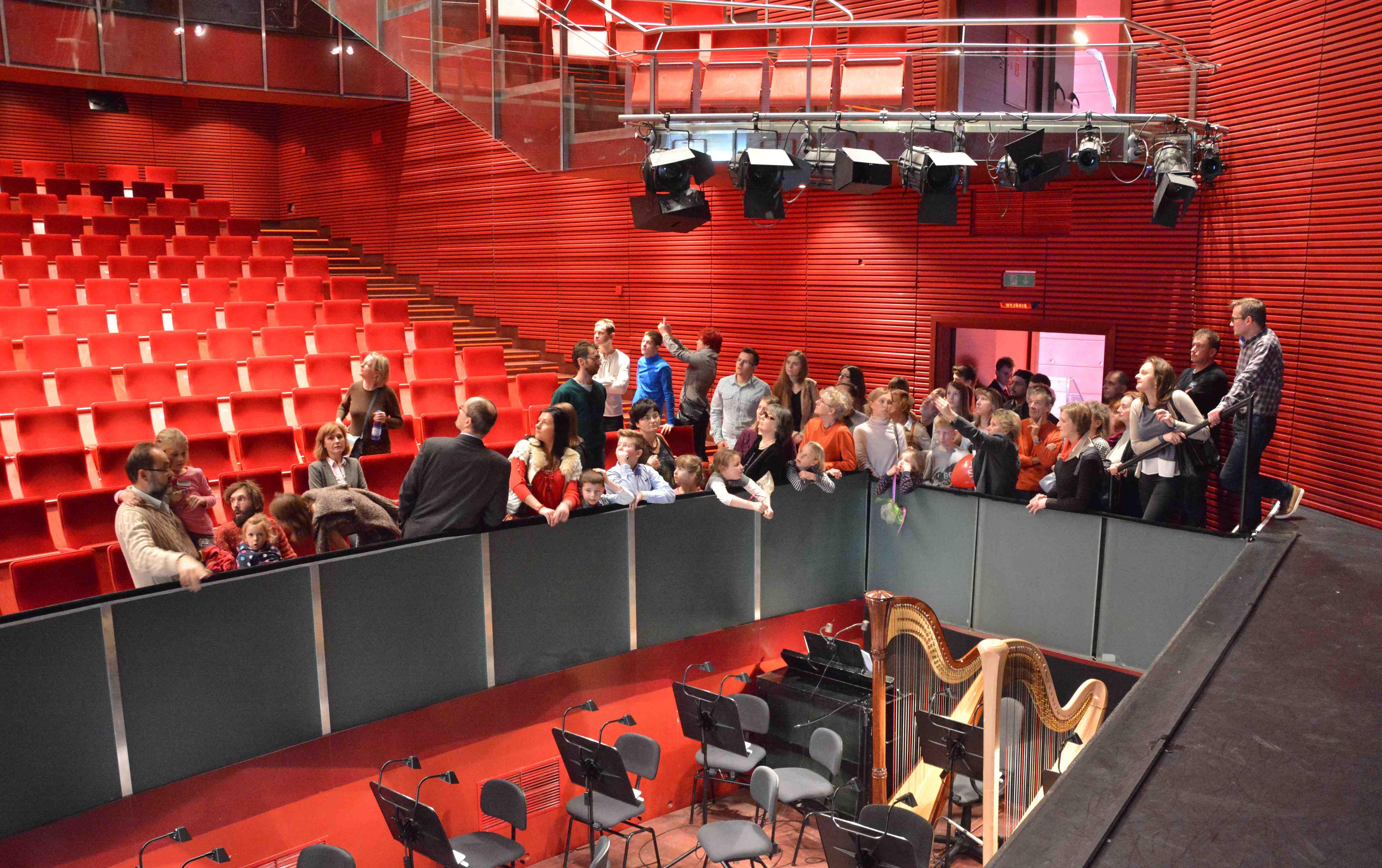 Dzień Otwarty Opery Krakowskiej