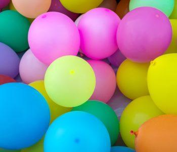 balony karnawał zabawa dla dzieci