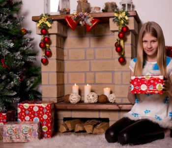 Boże Narodzenie nastolatka pixabay