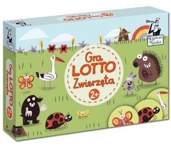 Lotto zwierzeta oinie o książce