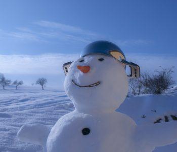 Zima bałwan