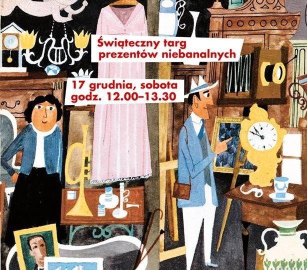 targ prezentów niebanalnych w Warszawie Wydawnictwo Dwie Siostry