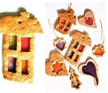 Przepis na świąteczne pierniczki witrażyki z landrynką