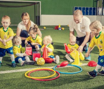 socatots Piaseczno zajęcia dla dzieci od 6 miesięcy do 5 lat